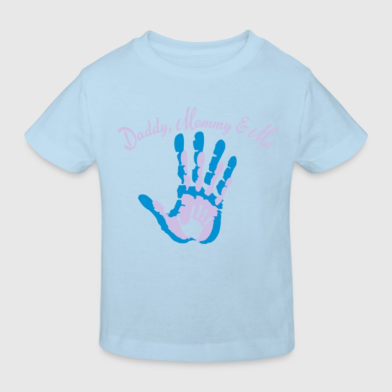 Daddy, Mommy and Me T-Shirts - Kinder Bio-T-Shirt