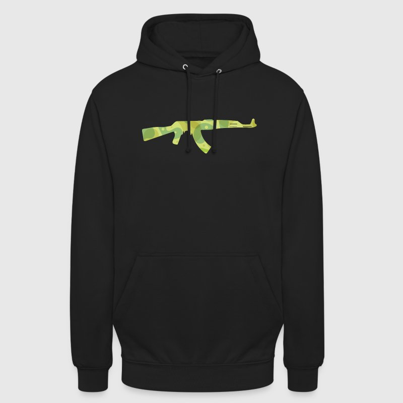 AK 47 - Kalachnikov Sweat-shirts - Sweat-shirt à capuche unisexe