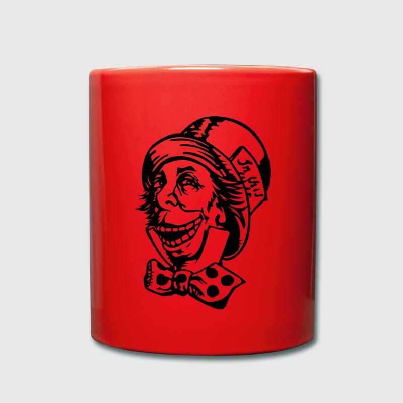 Mad hatter troll face mug spreadshirt mad hatter troll face mugs drinkware full colour mug voltagebd Images