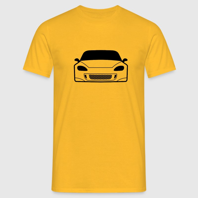 JDM Car eyes S2000 | T-shirts JDM T-Shirts - Men's T-Shirt