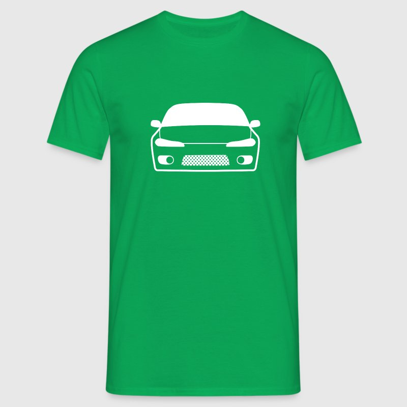 JDM Car eyes S15 | T-shirts JDM T-Shirts - Men's T-Shirt