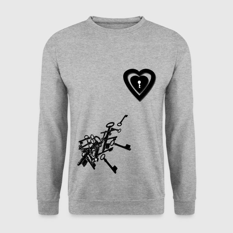 Coeur A Prendre Sweat-shirts - Sweat-shirt Homme