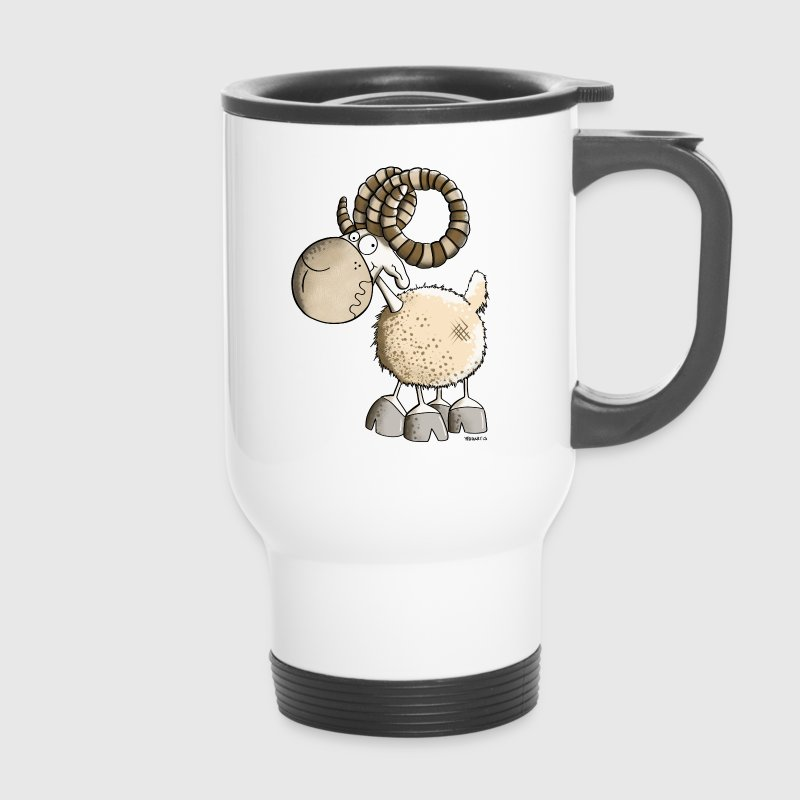 Funny Aries Mugs & Drinkware - Travel Mug