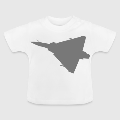 avion mirage Tee shirts - T-shirt Bébé