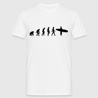 The Evolution of Surfing Baby Bodysuits - Men's T-Shirt