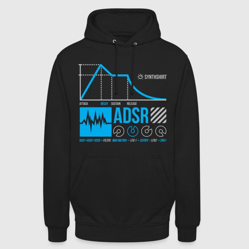 Lord Forgive Me For My Synths Hoodies & Sweatshirts - Unisex Hoodie
