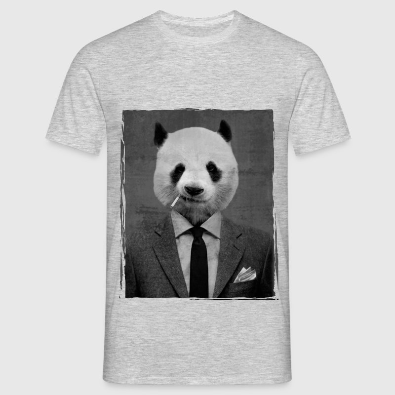 Dandy Panda T-Shirts - Men's T-Shirt