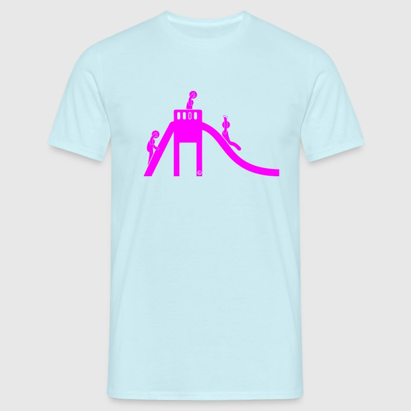 playground 2015 T-shirts - Mannen T-shirt