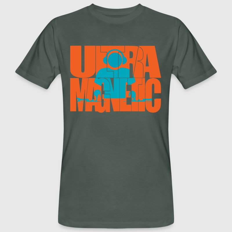 ultra magnetic T-Shirts - Men's Organic T-shirt
