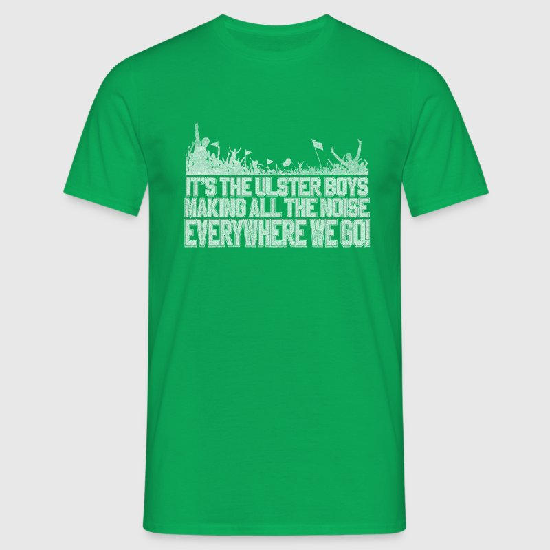 Everywhere We Go (light) T-Shirts - Men's T-Shirt