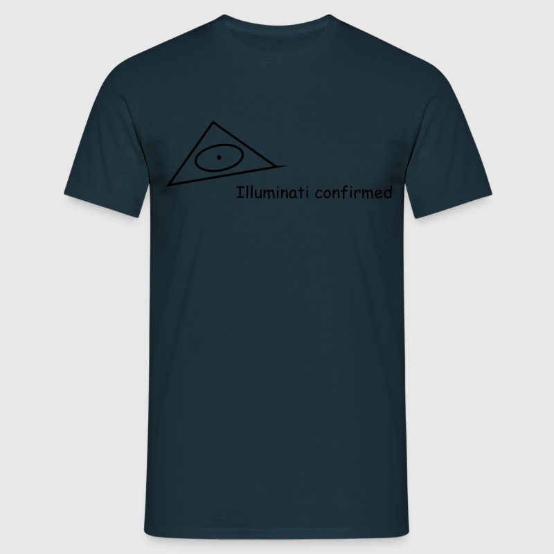 Illuminati Confirmed - Männer T-Shirt