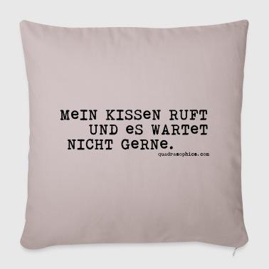 suchbegriff 39 kissen 39 accessoires online bestellen spreadshirt. Black Bedroom Furniture Sets. Home Design Ideas