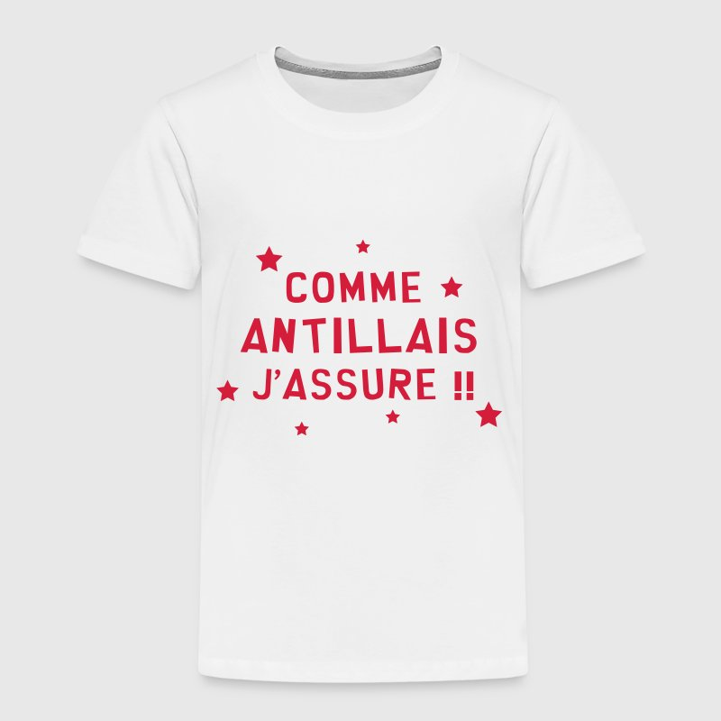 Antilles / Antillais / Antillaise / Martinique Tee shirts - T-shirt Premium Enfant