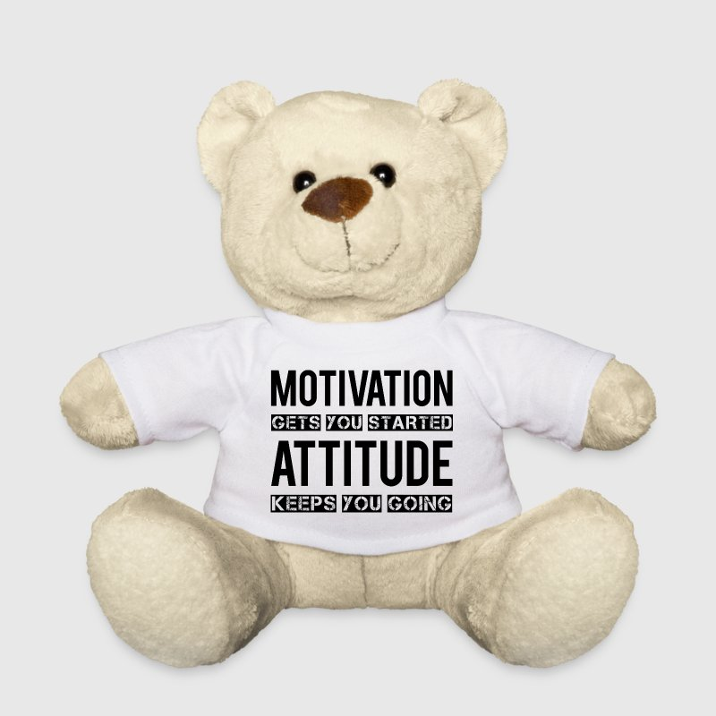 Motivation Teddy Bear Toys - Teddy Bear