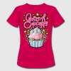 Queen of cupcakes - Women's T-Shirt