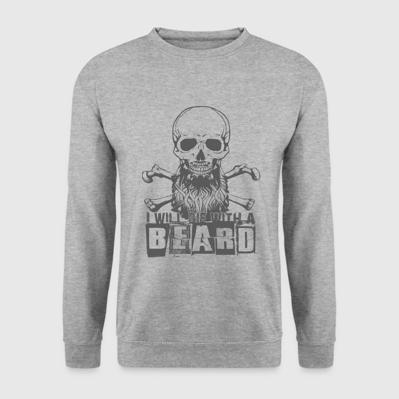 die with a beard Pullover & Hoodies - Männer Pullover