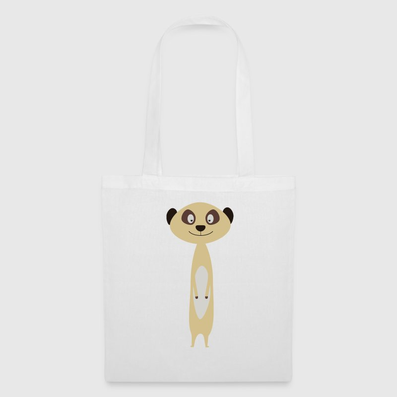 Meerkat Bags & Backpacks - Tote Bag