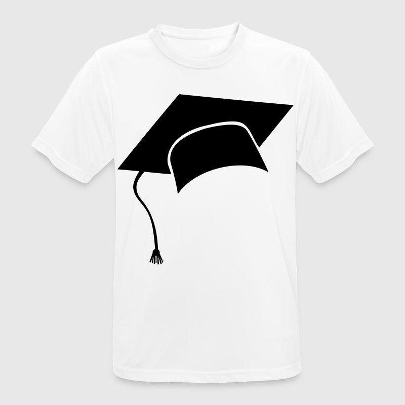 Abschlusshut T Shirt Spreadshirt