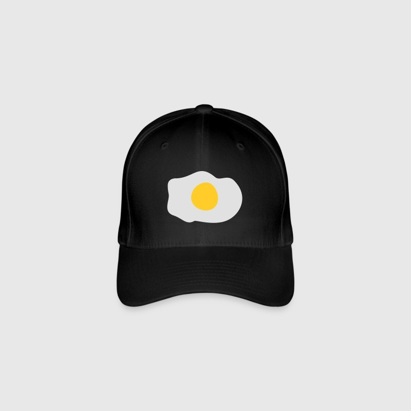 Fried egg Caps & Hats - Flexfit Baseball Cap