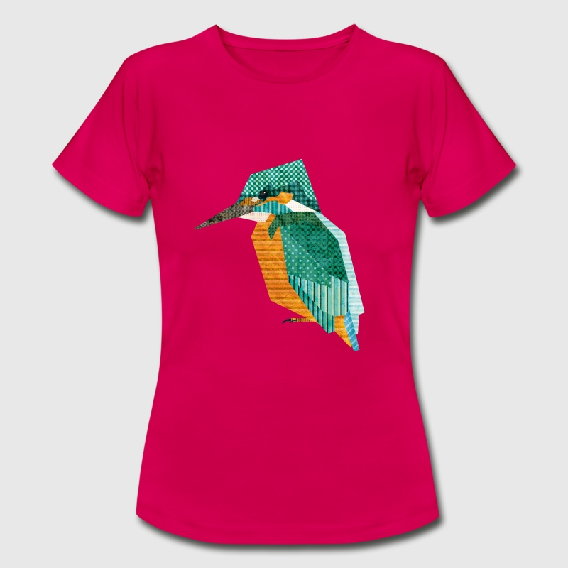 Kingfisher T-Shirt - Women's - Women's T-Shirt
