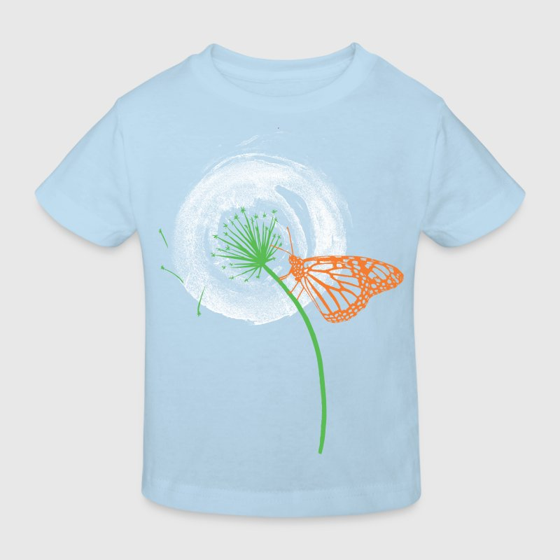Animal Planet Kinder T-Shirt Pusteblume - Kinder Bio-T-Shirt