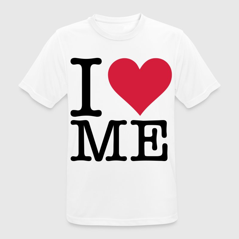 I love myself! T-Shirts - Men's Breathable T-Shirt