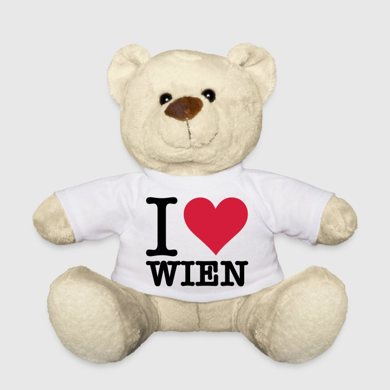 I Love Vienna Teddy Bear Toys - Teddy Bear