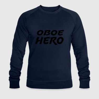 Oboe Hero T-Shirts - Men's Organic Sweatshirt by Stanley & Stella
