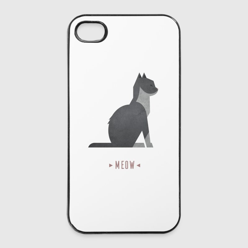 Meow - Coque rigide iPhone 4/4s