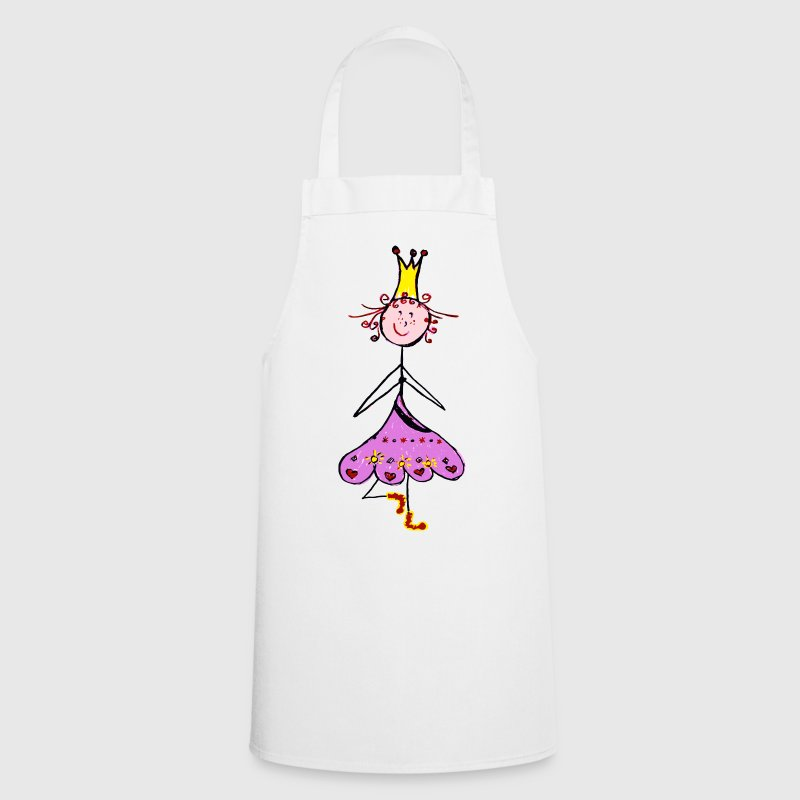 Yoga Princess  Aprons - Cooking Apron
