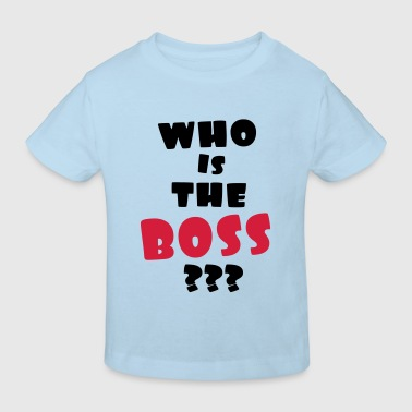 who is the Bodys Bébés - T-shirt bio Enfant