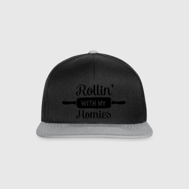 Rollin' With My Homies Forklær - Snapback-caps