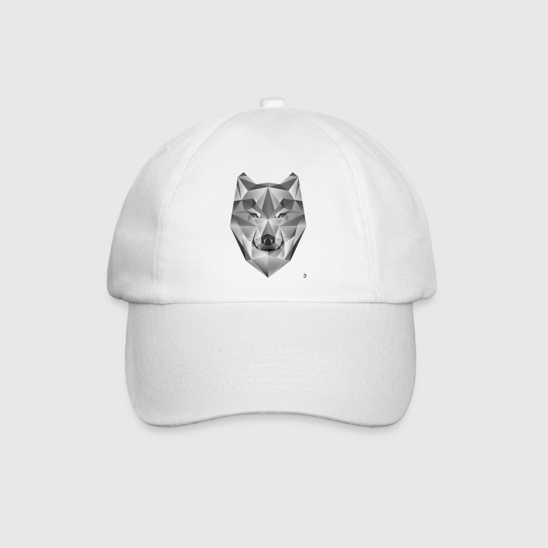 AD Grey Wolf Caps & Hats - Baseball Cap