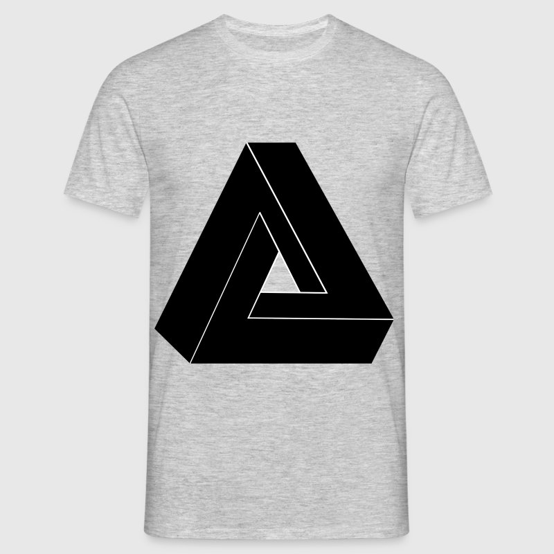Triangle - T-shirt Homme
