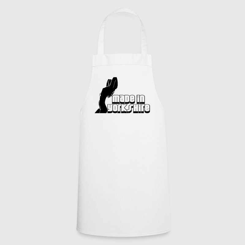 Sexy Woman Made in Yorkshire on Cooking Apron - Cooking Apron