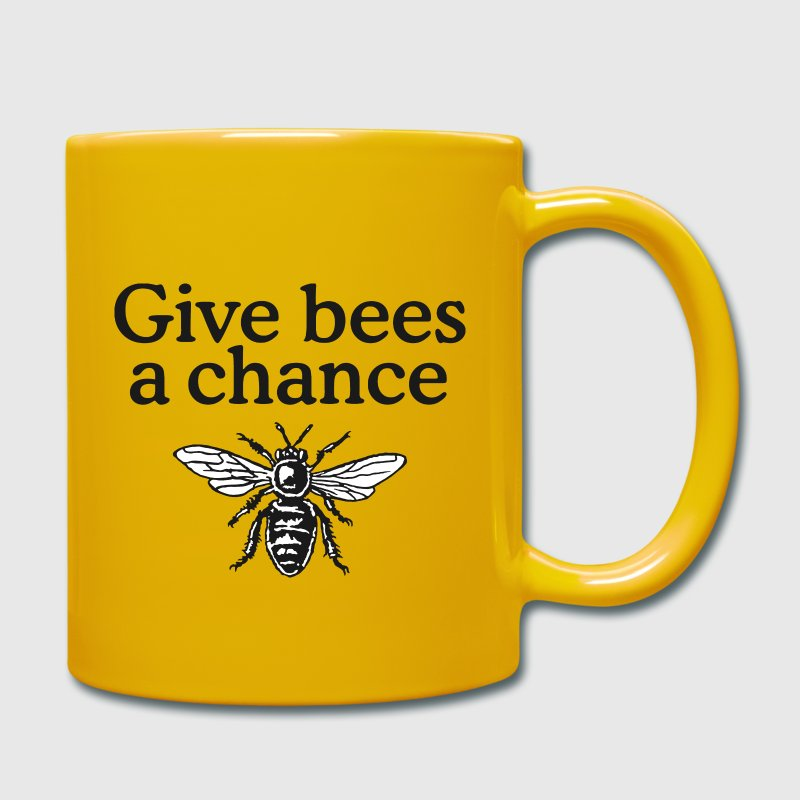 Give Bees a Chance Mug - Full Colour Mug