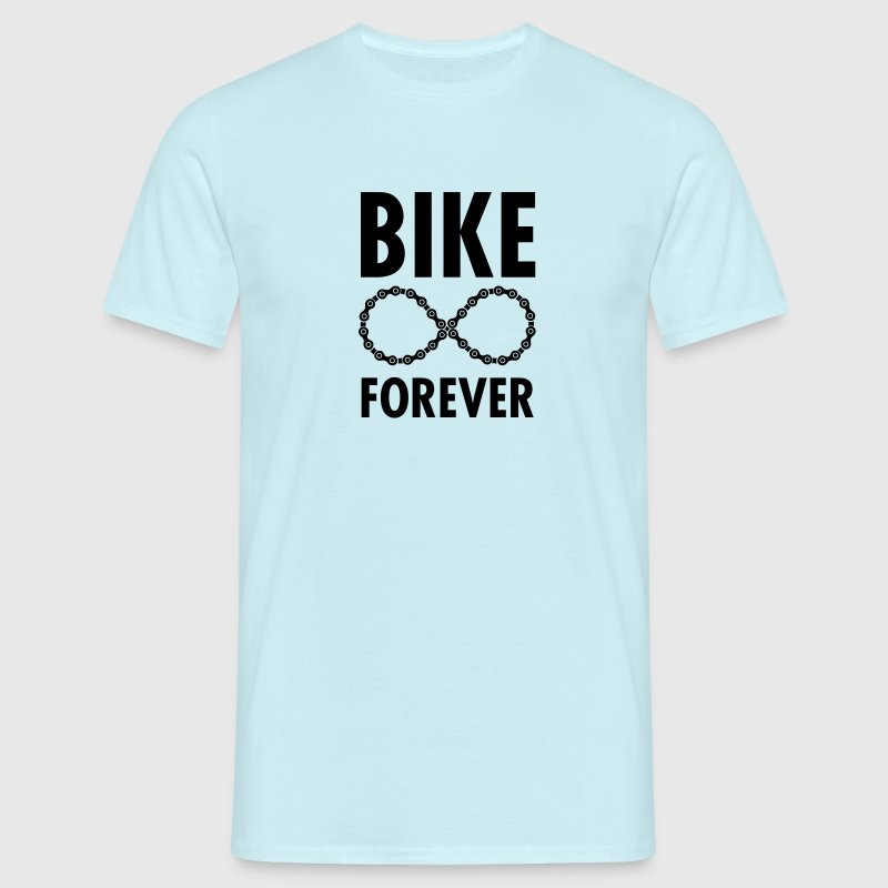 Bike Forever T-Shirts - Men's T-Shirt