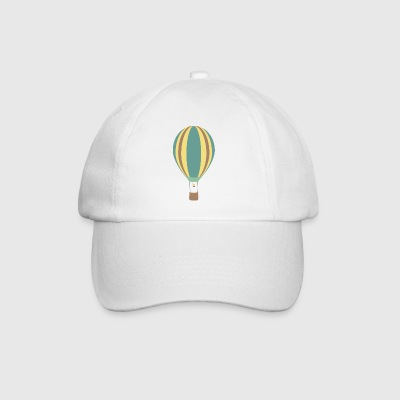 Colourful hot-air balloon Other - Baseball Cap