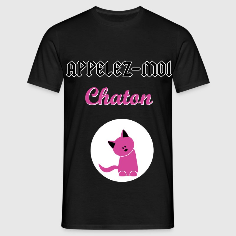 appelez-moi-chaton Tee shirts - T-shirt Homme