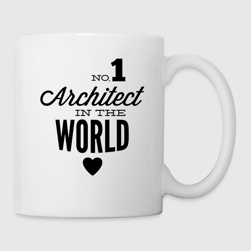 Best Architect In The World best architect in the world mug | spreadshirt