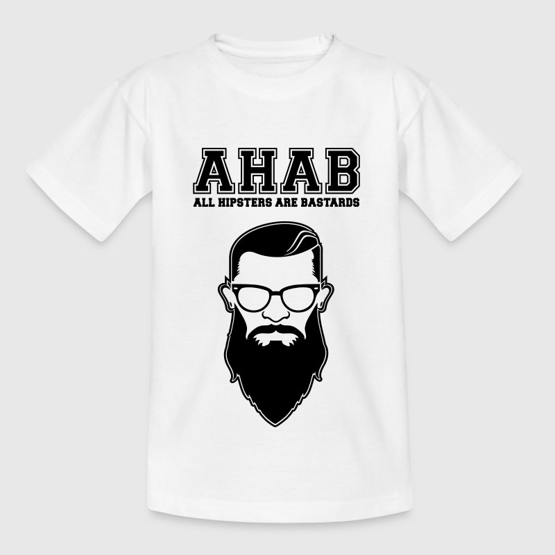 ALL HIPSTERS ARE BASTARDS - Funny Parody  T-Shirts - Kinder T-Shirt