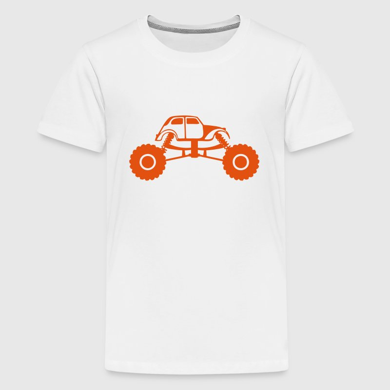 Monster Truck 10123 T-Shirts - Teenager Premium T-Shirt