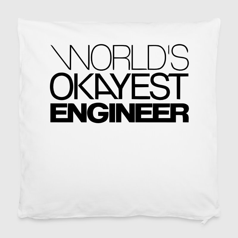 Engineer Other - Pillowcase 40 x 40 cm