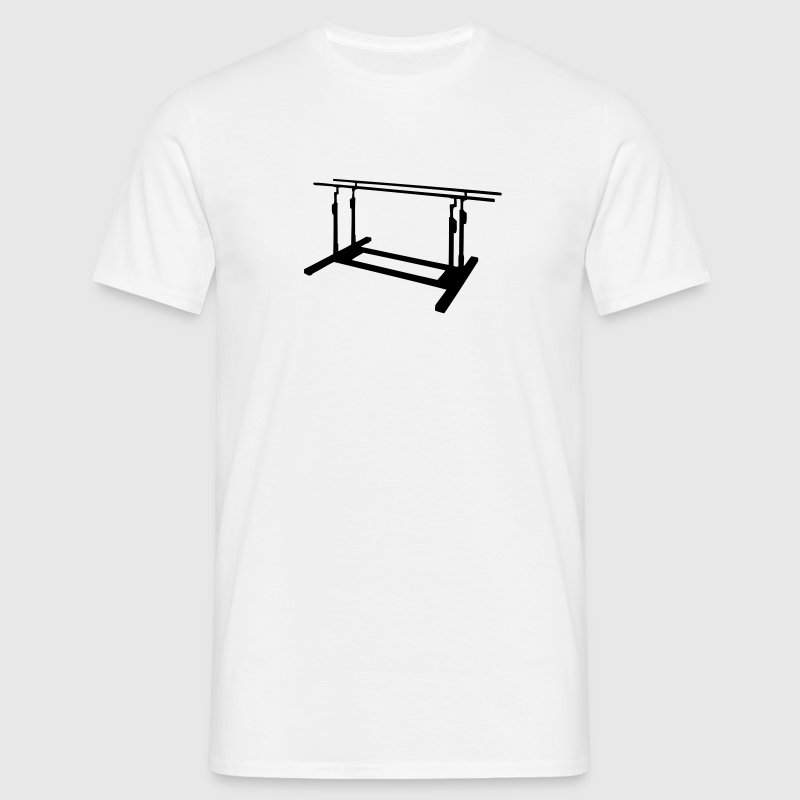 Turnen T-shirts - Mannen T-shirt