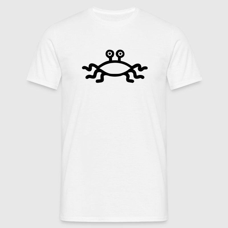 Flying Spaghetti Monster T-Shirts - Men's T-Shirt