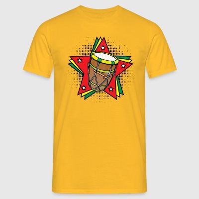 tee shirts gwoka commander en ligne spreadshirt. Black Bedroom Furniture Sets. Home Design Ideas