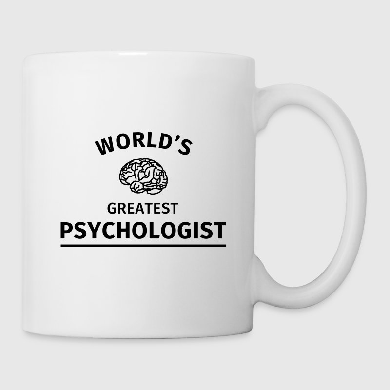 World's Greatest Psychologist Mugs & Drinkware - Mug