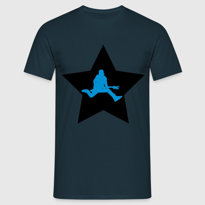 Rocker star - Men's T-Shirt