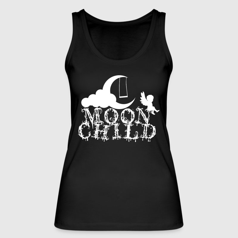 Moon Child Tops - Women's Organic Tank Top by Stanley & Stella