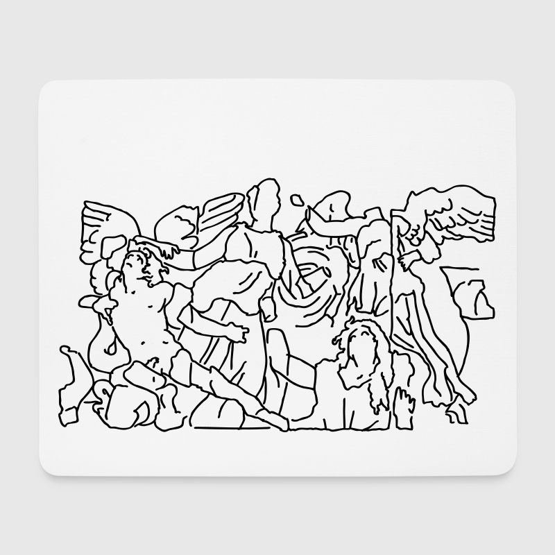 Pergamon Altar Berlin Other - Mouse Pad (horizontal)